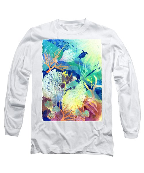 Coral Reef Dreams 2 Long Sleeve T-Shirt