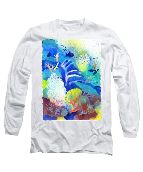 Coral Reef Dreams 3 Long Sleeve T-Shirt