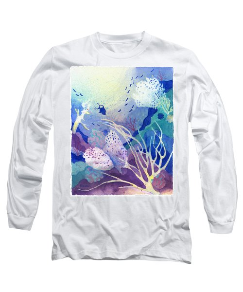 Coral Reef Dreams 4 Long Sleeve T-Shirt
