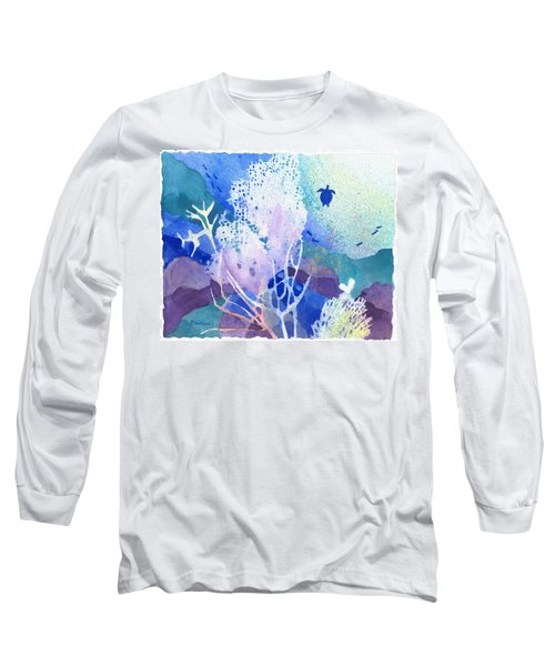 Coral Reef Dreams 5 Long Sleeve T-Shirt