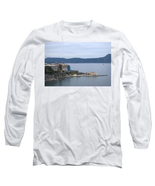 Corfu City 4 Long Sleeve T-Shirt