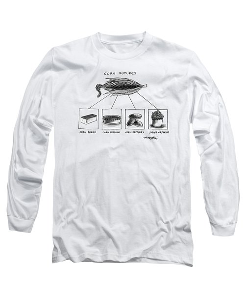 Corn Furures Long Sleeve T-Shirt