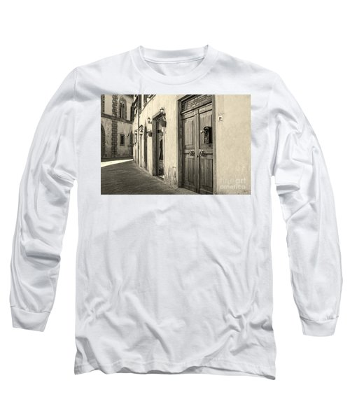 Corner Of Volterra Long Sleeve T-Shirt