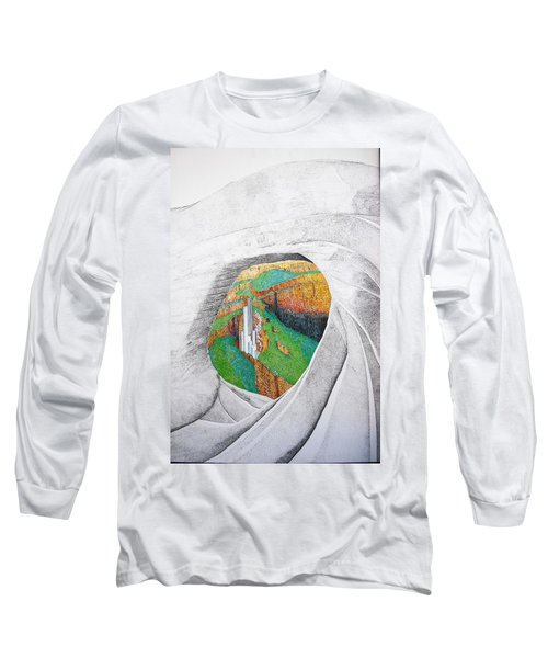Cornered Stones Long Sleeve T-Shirt