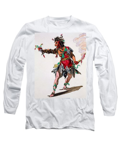 Costume Design For A Fury Long Sleeve T-Shirt