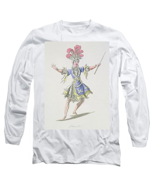 Costume Design For The Magician Long Sleeve T-Shirt