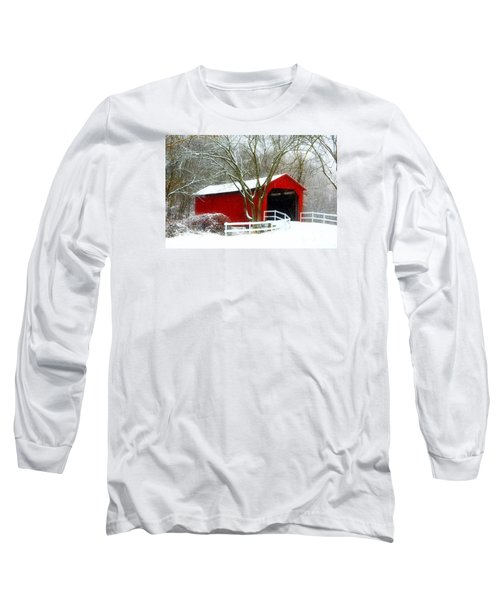Cover Bridge Beauty Long Sleeve T-Shirt