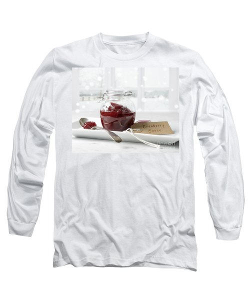 Cranberry Sauce Long Sleeve T-Shirt