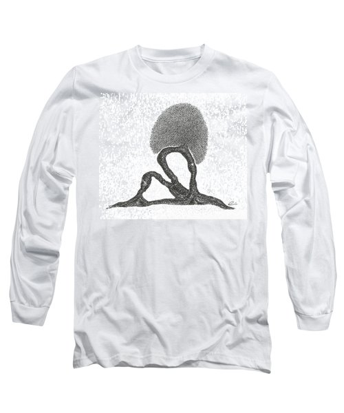 Crescent Lunge Long Sleeve T-Shirt