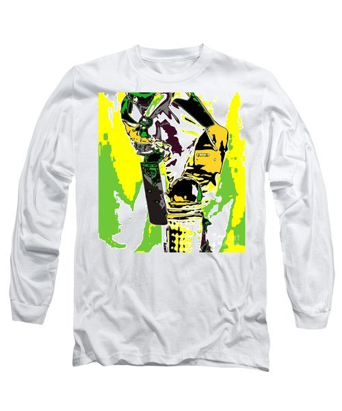 Cricketer Long Sleeve T-Shirt