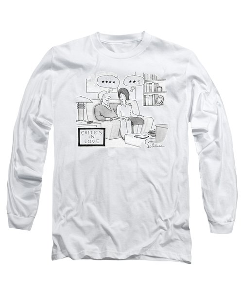 Critics In Love Long Sleeve T-Shirt