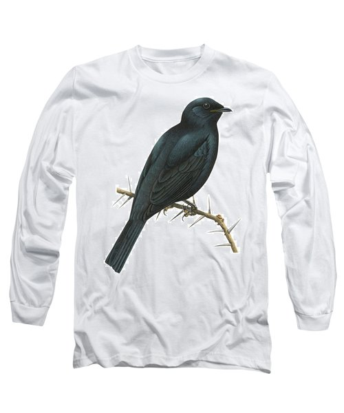 Cuckoo Shrike Long Sleeve T-Shirt