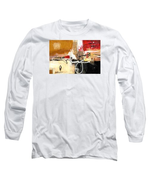 Cultural Abstractions - Hattie Mcdaniels Long Sleeve T-Shirt