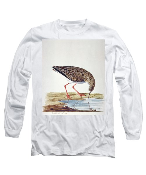 Curlew Sandpiper Long Sleeve T-Shirt