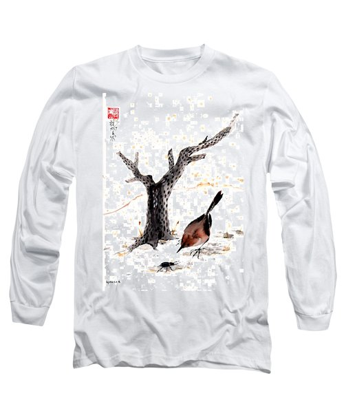 Cycles Of Life Long Sleeve T-Shirt