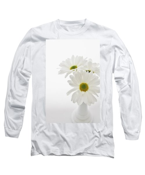Daisies For You Long Sleeve T-Shirt