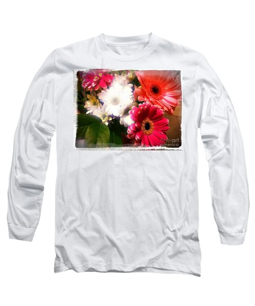 Daisy January Long Sleeve T-Shirt