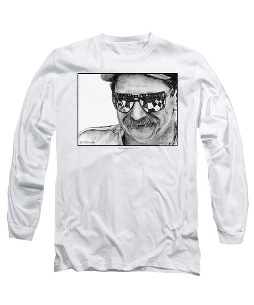 Dale Earnhardt Sr In 1995 Long Sleeve T-Shirt