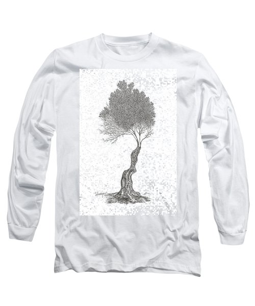 Damages Long Sleeve T-Shirt