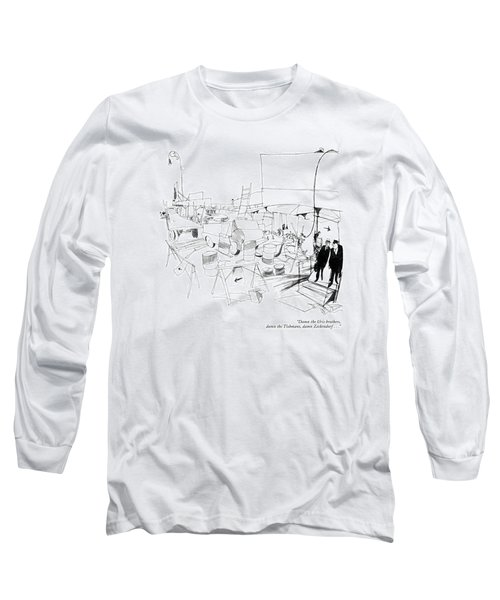 Damn The Uris Brothers Long Sleeve T-Shirt