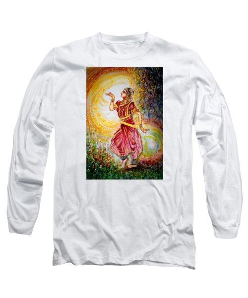 Dance 2 Long Sleeve T-Shirt by Harsh Malik