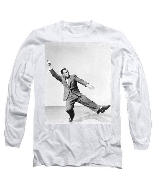 Dancer Gene Kelly Long Sleeve T-Shirt