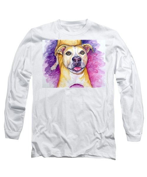 Daphne Long Sleeve T-Shirt by Ashley Kujan
