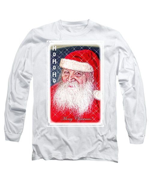 Darius Merry Christmas Long Sleeve T-Shirt