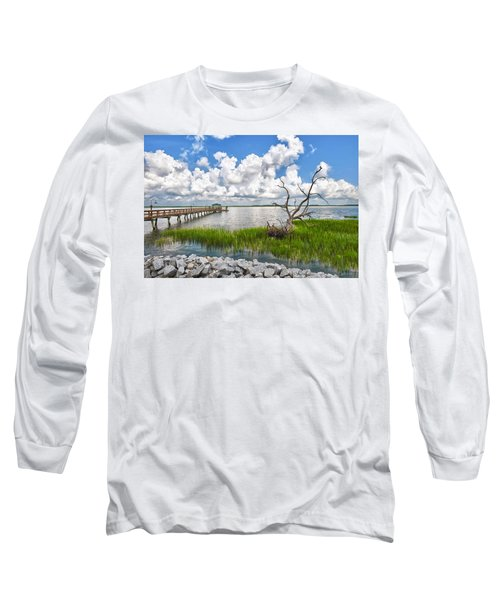 Daufuskie Dead Tree Long Sleeve T-Shirt