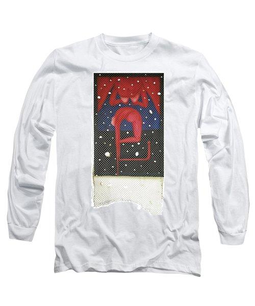 Long Sleeve T-Shirt featuring the painting De Ja Vu_sold by Fei A