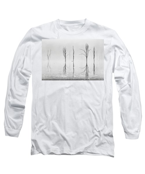 Dead Forest Reflections Long Sleeve T-Shirt