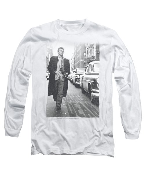Dean - On The Street Long Sleeve T-Shirt by Brand A