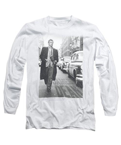 Dean - On The Street Long Sleeve T-Shirt