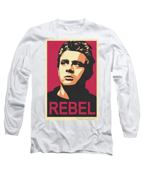 Dean - Rebel Campaign Long Sleeve T-Shirt by Brand A