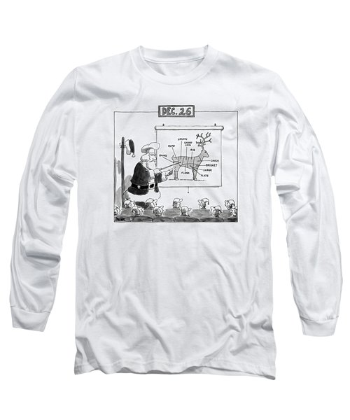 Dec. 26 Long Sleeve T-Shirt