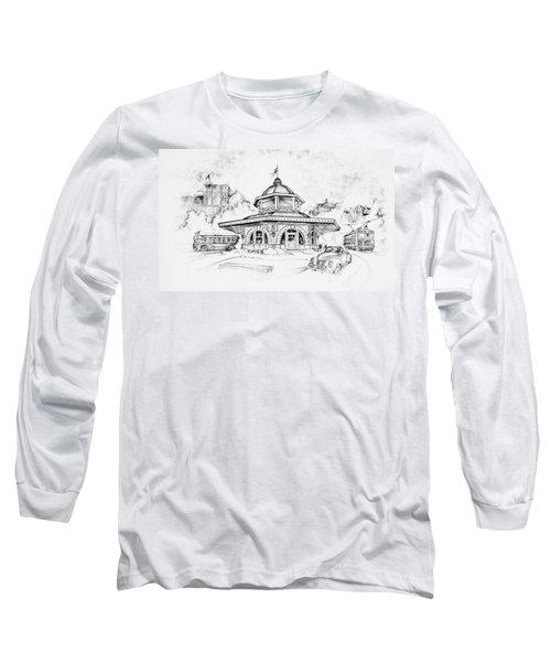 Decatur Transfer House Long Sleeve T-Shirt