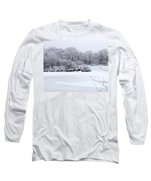 December Lake Long Sleeve T-Shirt