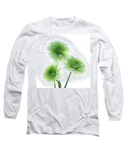 Deep In The Roots All Flowers Keep The Light Long Sleeve T-Shirt