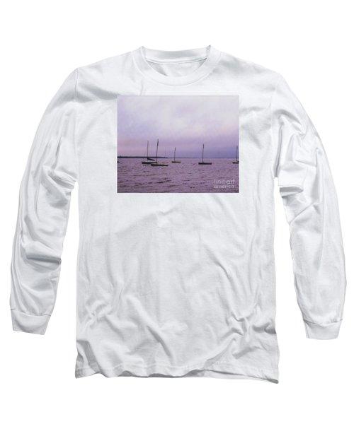 Delaware Harbor Long Sleeve T-Shirt