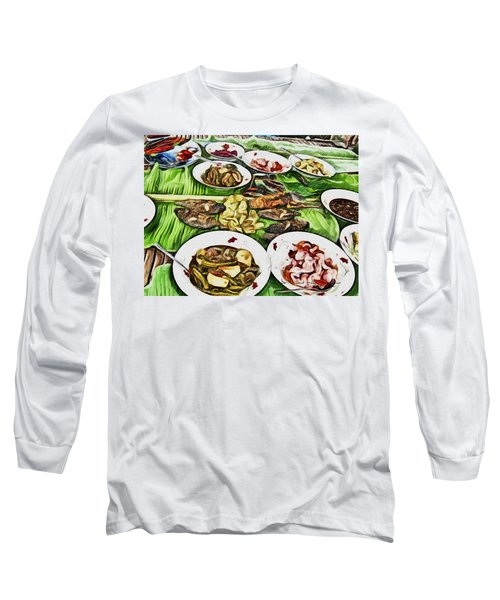 Deliciously Fresh Long Sleeve T-Shirt