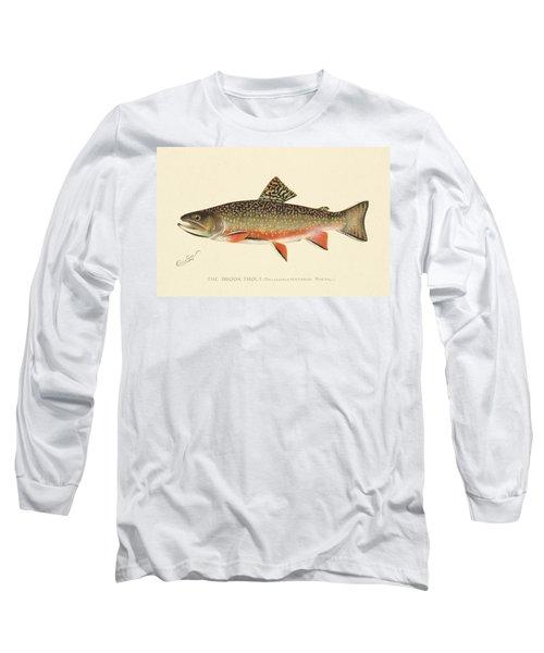 Denton Brook Trout Long Sleeve T-Shirt