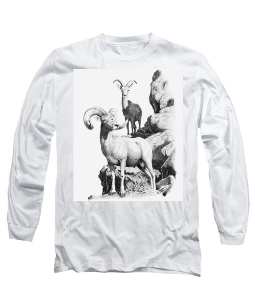 Desert Bighorns Long Sleeve T-Shirt