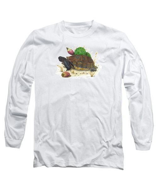 Desert Tortoise Long Sleeve T-Shirt