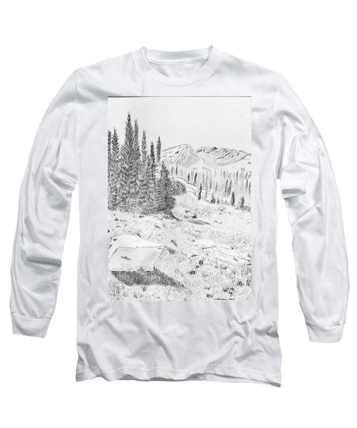 Devil's Castle Long Sleeve T-Shirt