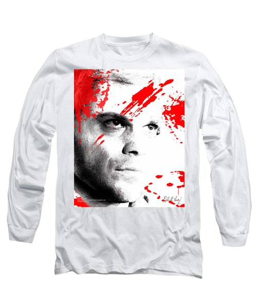 Dexter Dreaming Long Sleeve T-Shirt