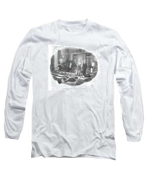 Dial Weather 6-1212 Long Sleeve T-Shirt