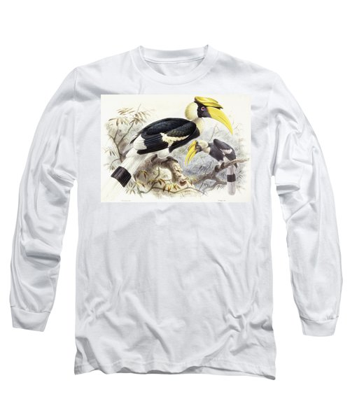 Dichocerus Bicornis Long Sleeve T-Shirt