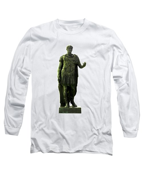Dictator Julius Caesar Long Sleeve T-Shirt