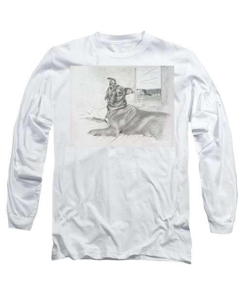 Did You Say Walk Long Sleeve T-Shirt