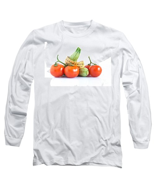 Diet Ingredients Long Sleeve T-Shirt